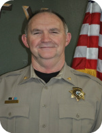 Sheriff John Gautney